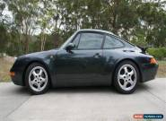 1995 Porsche 911 Carrera 993 Auto for Sale