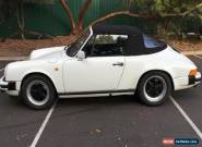 1983 - Porsche - 911 for Sale