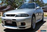 Classic 1995 Nissan Skyline GT-R BCNR33 Manual 4WD for Sale