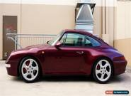 1996 - Porsche - 911 Carrera for Sale