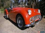 1959 Triumph 4 cylinder Petr for Sale
