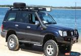 Classic 1998 - Toyota - Landcruiser - 215000 KM for Sale