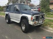 1989 Nissan Patrol for Sale