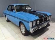 1971 - Ford - Falcon -  KM - Manual for Sale