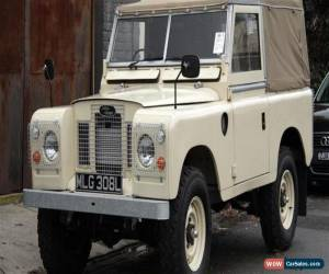 Classic 1972 - Land Rover - Rover for Sale