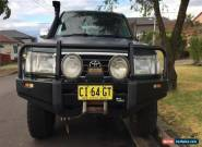 1999 Toyota Landcruiser GXL Auto 4x4 for Sale