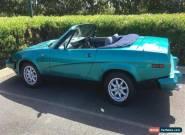 1982 - Triumph - TR7 for Sale