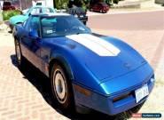 1987 - Chevrolet - Corvette for Sale