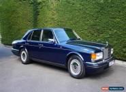 1996 Rolls-Royce Silver Spirit Auto for Sale