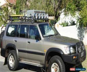 Classic 1999 - Nissan - Patrol - 493600 KM for Sale