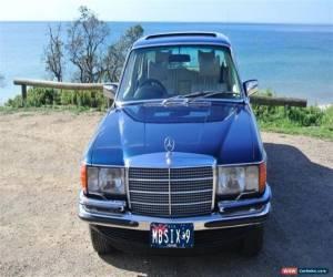 Classic 1979 - Mercedesbenz - 450sel for Sale