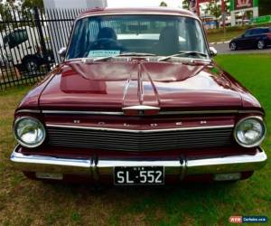 Classic 1963 Holden EJ Standard EJ Manual for Sale