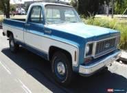 Chevrolet C20 23422 miles for Sale
