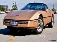 1985 Chevrolet 8 cylinder Petr for Sale