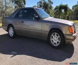 Classic 1988 Mercedes-Benz 300CE Auto for Sale