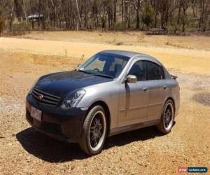 Classic 2005 Nissan 3.5 GT for Sale