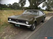 Original 1971 HG Holden GTS 186s Monaro Genuine Su for Sale