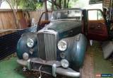 Classic Bentley Mk6 Sedan for Sale