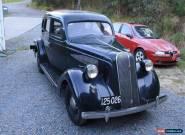 NASH 1936 SEDAN CLUB DRIVER OR HOT ROD PROJECT BAR for Sale