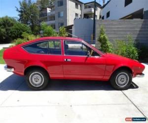 Classic 1976 - Alfa Romeo Alfetta for Sale