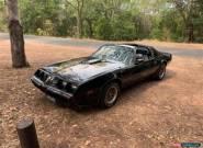 1981 - Pontiac trans am Automatic for Sale