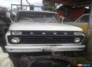 FORD F350 TRAYBACK V8 CLEVO 4 SPEED R/H DRIVE PERF for Sale