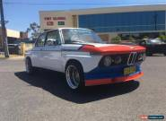 1975 - BMW 2002 for Sale