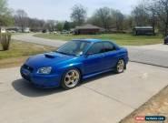 2004 Subaru WRX for Sale