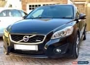 Black Diesel 2010 Volvo C30 Automatic 2.0l D4 R Design Geartronic 175bhp for Sale