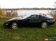 1996 Chevrolet Corvette 2 DOOR COUPE for Sale