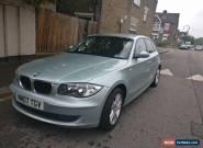 BMW 116 1.6 ( Dynamic pk ) 2007 i SE -- 5 doors bmw 1 series petrol for Sale
