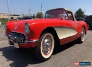1957 Chevrolet Corvette NCRS for Sale