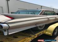 1961 Cadillac DeVille for Sale