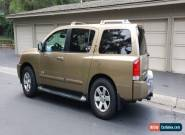2005 Nissan Armada for Sale