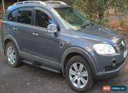 2010 Holden Captiva LX Diesel AUTO 7 Seats Full service History Tow Bar Sun Roof for Sale