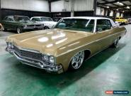 1970 Chevrolet Caprice 31k Actual Miles Air Ride Suspension for Sale