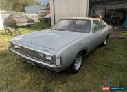 Valiant Charger VH770 265 Hemi with factory 4 speed. for Sale