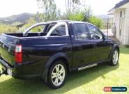 Holden Crewman Cross 8 (2003) Crew Cab Utility Automatic (5.7L - Multi Point... for Sale