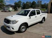 2008 toyota hilux sr ual cab 4x2 turbo diesel bargain!! for Sale