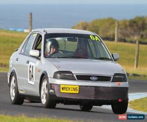 Classic FORD LASER 2000cc SR2 RACE CAR (cams log book) for Sale