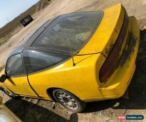 Classic Nissan S13 200sx 180sx Silvia drift track race project. CA18DET Manual for Sale