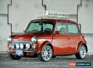 Mini: Classic Mini Sportpack for Sale