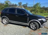 Holden Captiva 2008 MAXX Bluetooth added for Sale