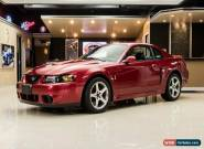 2003 Ford Mustang SVT Cobra for Sale