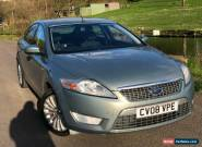 2008 Ford Mondeo 2.0 145 2008.5MY Titanium for Sale