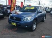 2007 Toyota RAV4 ACA33R CV (4x4) Blue Automatic 4sp A Wagon for Sale