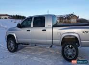 Dodge: Ram 2500 MEGA CAB for Sale
