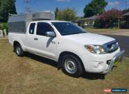 2008 Toyota Hilux SR Automatic extra cab for Sale