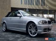 BMW 3 Series 2.5 325Ci Convertible 2dr Petrol Automatic(FSH+WARRANTED MILEAGE) for Sale
