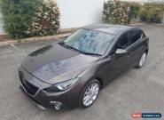 2015 Mazda 3 SP25 Astina luxury 48km light damage repairable drives for Sale